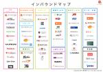 株式会社アレンジは、インバウンドにおける「業種別マップ」及び、「2016年最新インバウンドデータ」記載の「インバウンドマップ」を公開したことをお知らせ致します。